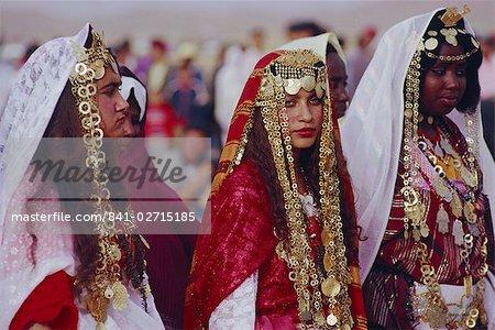 Tunisia Traditional Dress