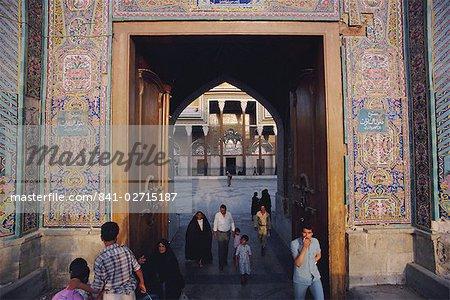 Al Kadhimain Mosque, 1515, Baghdad, Iraq, Middle East