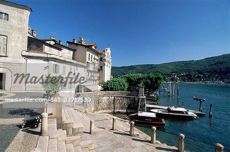 Isola Bella, Boromean Islands, Lake Maggiore, Italian Lakes, Piemonte (Piedmont), Italy, Europe
