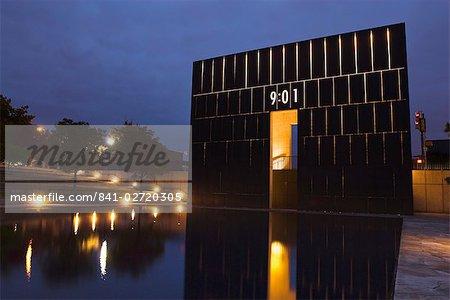 Oklahoma City National Memorial and Museum, Oklahoma City, Oklahoma, United States of America, North America