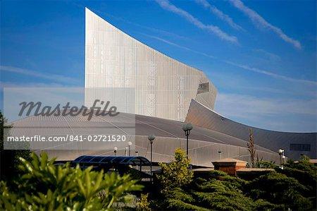 Imperial War Museum North, Trafford Wharf Road, Manchester, England, United Kingdom, Europe