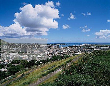 Port Louis, Mauritius, Indian Ocean, Africa