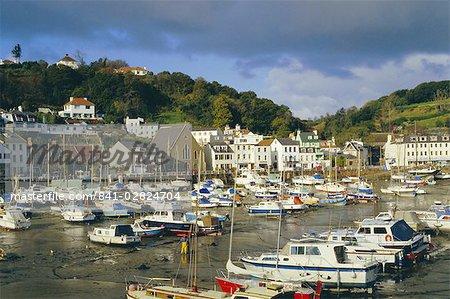St Aubins, Jersey, Channel Islands, United Kingdom