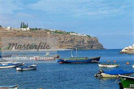 Santiago, La Gomera, Canary Islands, Spain, Atlantic Ocean, Europe