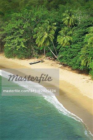 Englishman's Bay, Tobago, West Indies, Caribbean, Central America