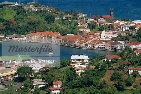 St. George's, Grenada, Windward Islands, West Indies, Caribbean, Central America