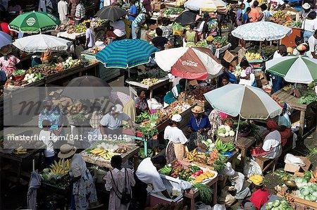 St. George's Saturday market, Grenada, Windward Islands, West Indies, Caribbean, Central America