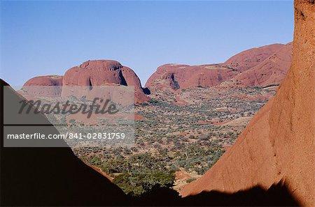 Valley of the Winds, Katatjuta (The Olgas), Northern Territory, Australia, Pacific