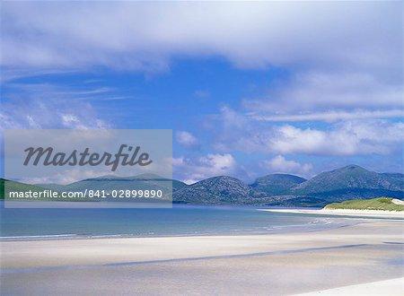 Sellebost Beach, Isle of Harris, Outer Hebrides, Scotland, United Kingdom, Europe