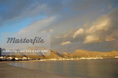 Coast of northern Majorca (Mallorca), Balearic Islands, Spain, Europe