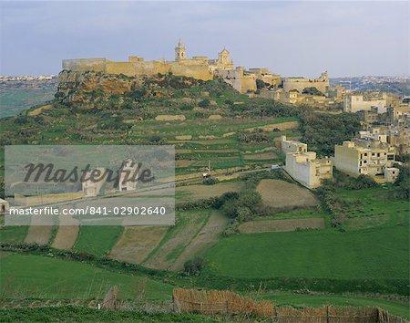 The Citadel, Victoria, Gozo Island, Malta, Europe