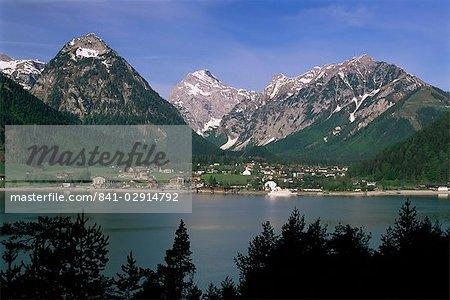Lake Achensee and Pertisau, Tirol (Tyrol), Austria, Europe