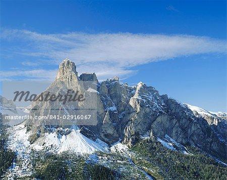 Mt. Sassongher, Dolomites, Trentino-Alto Adige, Italy