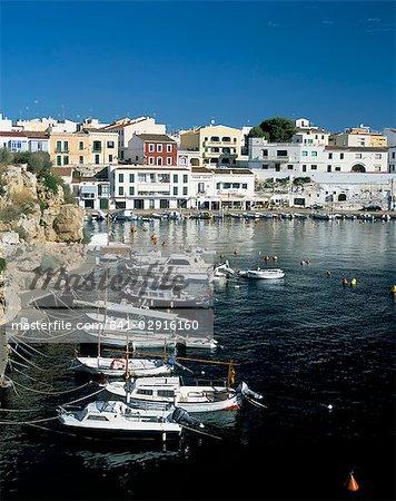 Es Castell, Menorca (Minorca), Balearic Islands, Spain, Mediterranean, Europe
