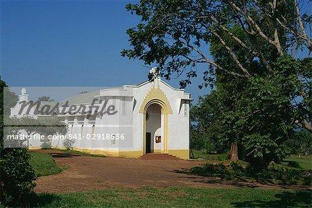 St. John's church, Entebbe, Uganda, East Africa, Africa