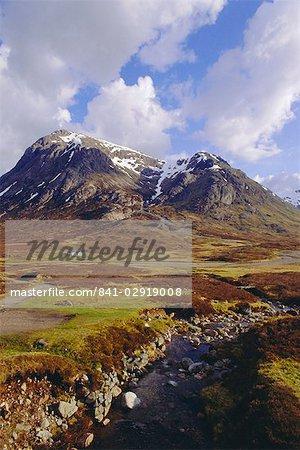 Glencoe (Glen Coe), Highlands Region, Scotland, United Kingdom, Europe