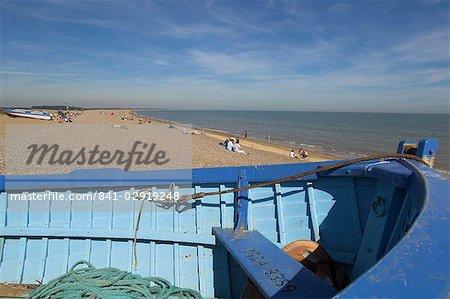 Dunwich beach, Norfolk, England, United Kingdom, Europe