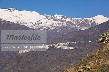 Capileira, Sierra Nevada, Andalucia, Spain, Europe