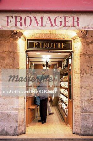 Cheese shop, Paris, France, Europe