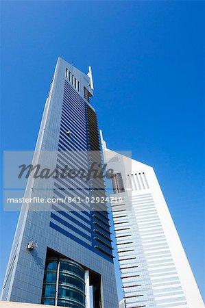 Emirates Towers, Dubai, United Arab Emirates, Middle East