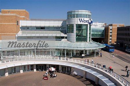 West Quay Shopping Centre, Southampton, Hampshire, England, United Kingdom, Europe
