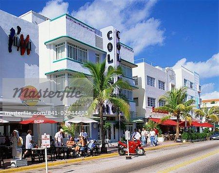 Colony Hotel Miami Beach Information
