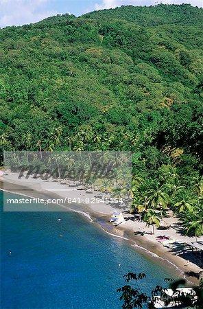 Anse Chastenet, St. Lucia, Windward Islands, West Indies, Caribbean, Central America