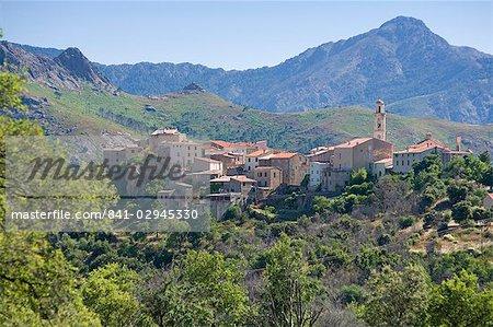 Montemaggiore, Balagne region, Corsica, France, Europe
