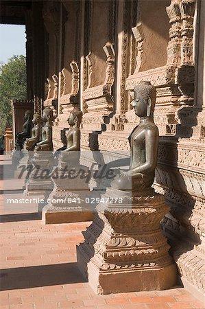 Haw Pha Kaew, Vientiane, Laos, Indochina, Southeast Asia, Asia