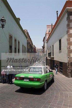 Guanajuato, a UNESCO World Heritage Site, Guanajuato, Guanajuato State, Mexico, North America