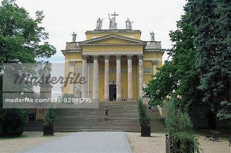 Bazilika (Cathedral), Eger, Hungary, Europe