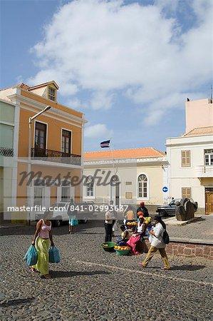 Mindelo, Sao Vicente, Cape Verde Islands, Africa