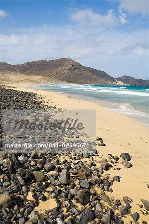 Praia Salamansa, Sao Vicente, Cape Verde Islands, Africa