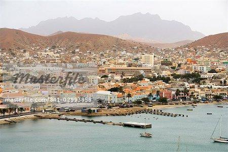 Mindelo, Sao Vicente, Cape Verde Islands, Atlantic Ocean, Africa