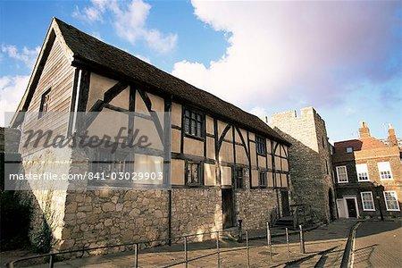 Tudor Merchants Hall, Southampton, Hampshire, England, United Kingdom, Europe