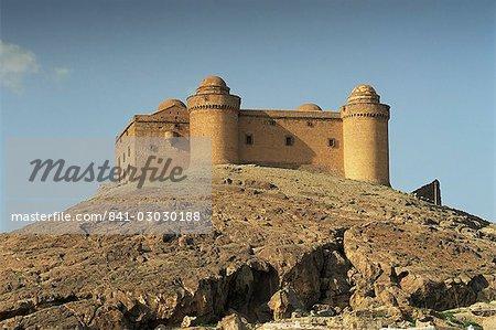 Lacalahorra castle, Andalucia, Spain, Europe
