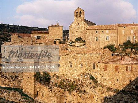 Village of Minerve, Languedoc Roussillon, France, Europe