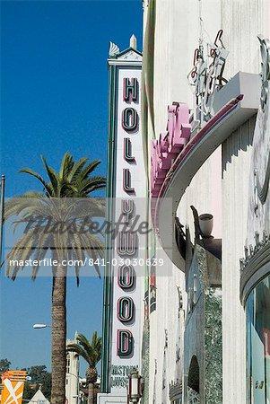 Hollywood, Los Angeles, California, United States of America, North America