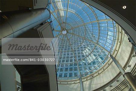 Canary Wharf shopping mall, Docklands, London E14, England, United Kingdom, Europe