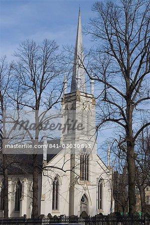 St. Mary's Cathedral Basilica, Halifax, Nova Scotia, Canada, North America