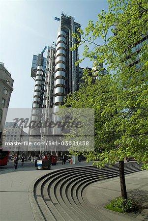 The Lloyds Building, City of London, London, England, United Kingdom, Europe