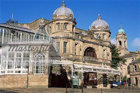 Buxton Opera House, Buxton, Derbyshire, Peak District National Park, England, United Kingdom, Europe