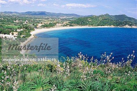 Villasimius, Costa Rei, island of Sardinia, Italy, Mediterranean, Europe