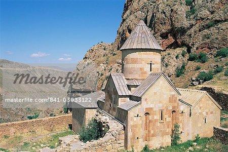 St. John the Baptist, Noravank monastery, Armenia, Central Asia, Asia