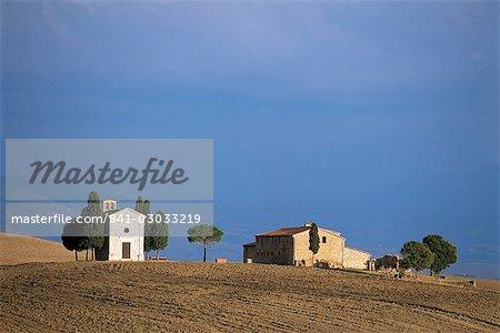 Pienza, Tuscany, Italy, Europe