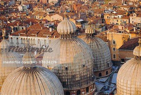 Rooftops,Venice,Veneto,Italy