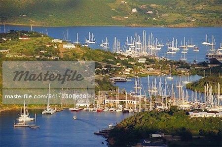 English Harbour,Antigua,West Indies