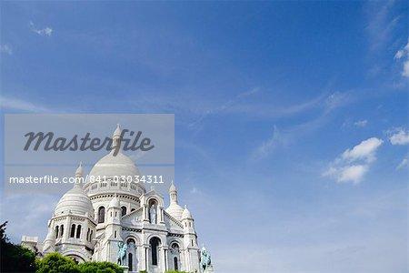 Sacre Coeur,Paris,France