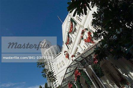 Raffles Hotel,Singapore,Southeast Asia,Asia