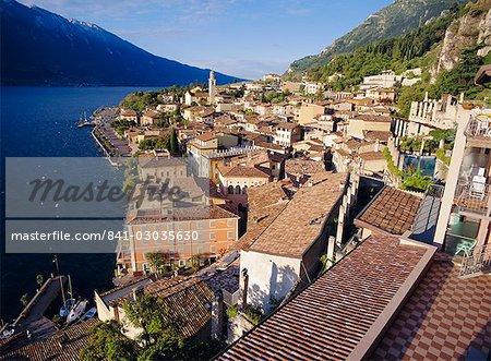 Limone,Lake Garda,Lombardy,Italy